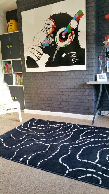 25+ best ideas about Brick wallpaper bedroom on Pinterest   Brick ...
