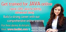 JAVA courses are play a major role in the Information Technology industry. So, technical programmers thinking about their career as a JAVA programmer. JAVA courses are key courses for the career aspirants in IT globe. Here, Tectist is the best online training provider is based on modern training solutions. We offer online training on Program applications of JAVA courses Online Training like Advanced Java,Core Java, Java/J2EE and JAVA Scripting etc.,in USA, UK, Newzeland and Globally.