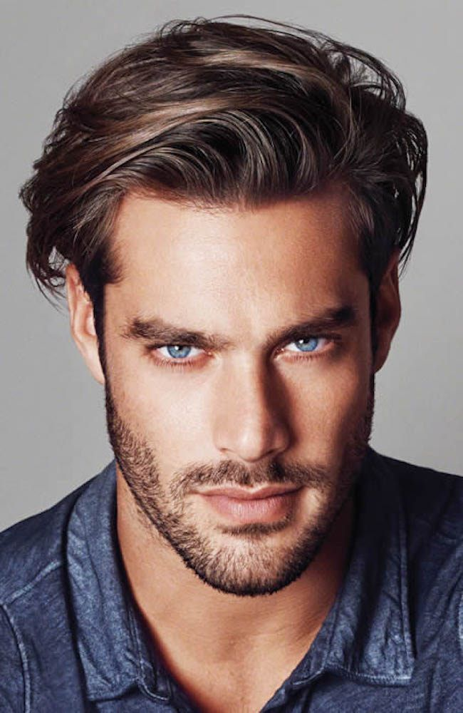 Mens Long Quiff Hairstyle Mens Hairstyles Medium Medium Length Hair Men Medium Length Hair Styles