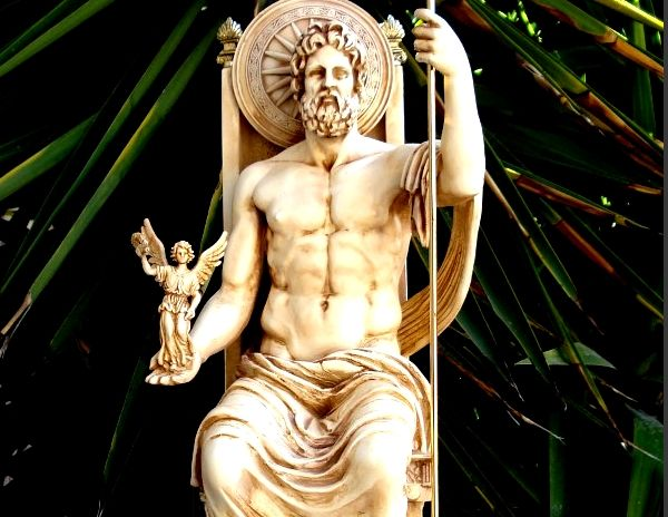 ZeusKing+of+the+Gods+and+ruler+of+Mount+Olympus;+god+of+the+sky,+thunder,+and+justice.The+Twelve+Olympians,+also+known+as+the+Dodekatheon,+in+Greek+mythology,+were+the+principal+gods+of+the+Greek+pantheon,...