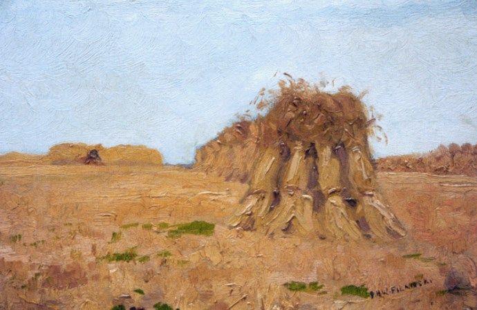 'Dirk' Herman Willem Filarski (Amsterdam 1885-1964 Zeist) Schoven - Kunsthandel Simonis en Buunk, Ede (Nederland).