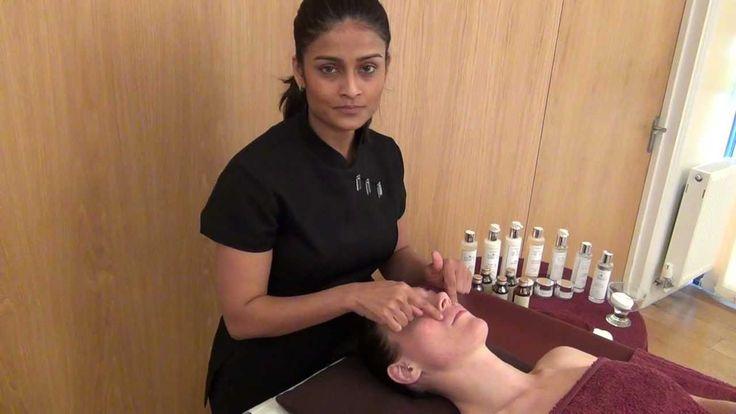 How to Do Ayurveda Facial Marma Massage