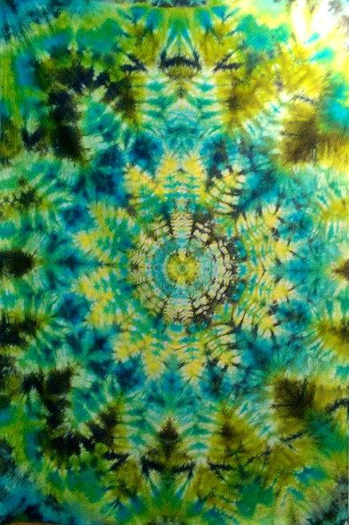Interstellar Seawater by ToLiveIsToDye on Etsy, $55.00