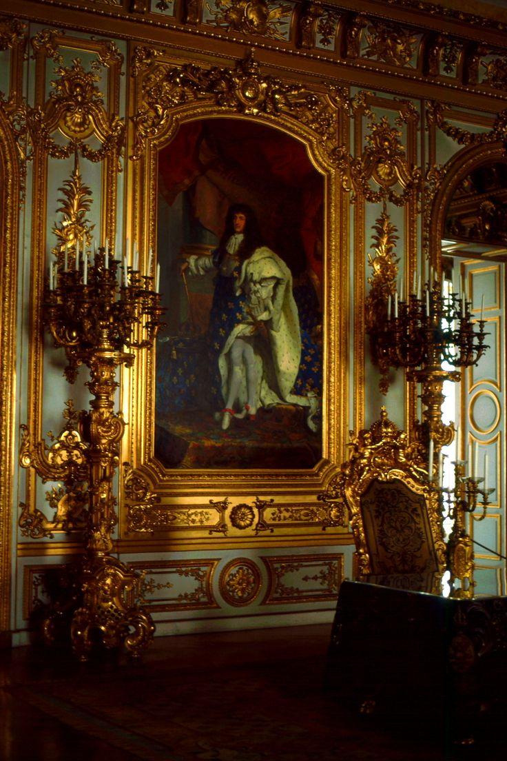 Chateau de Versailles. King Louis XIV, the Sun King, Who Built Versailles