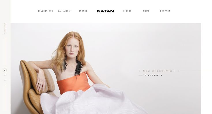 Natan - Site of the Day February 17 2016