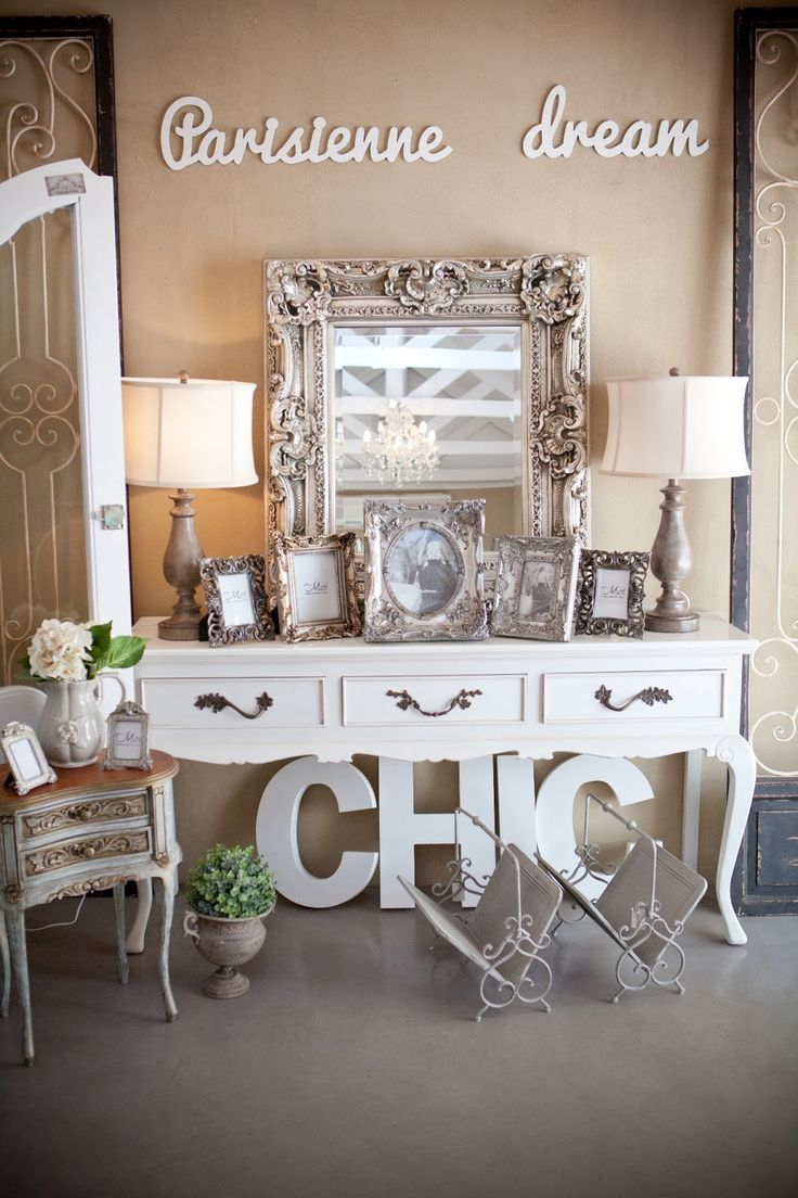 Best DIY Shabby French Decor Images On Pinterest Graphics - Achieve french country style