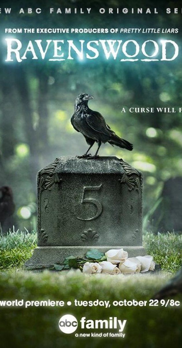 Created by Joseph Dougherty, Oliver Goldstick, I. Marlene King.  With Nicole Gale Anderson, Tyler Blackburn, Steven Cabral, Brett Dier. Five strangers are connected by the curse that has plagued Ravenswood for generations.
