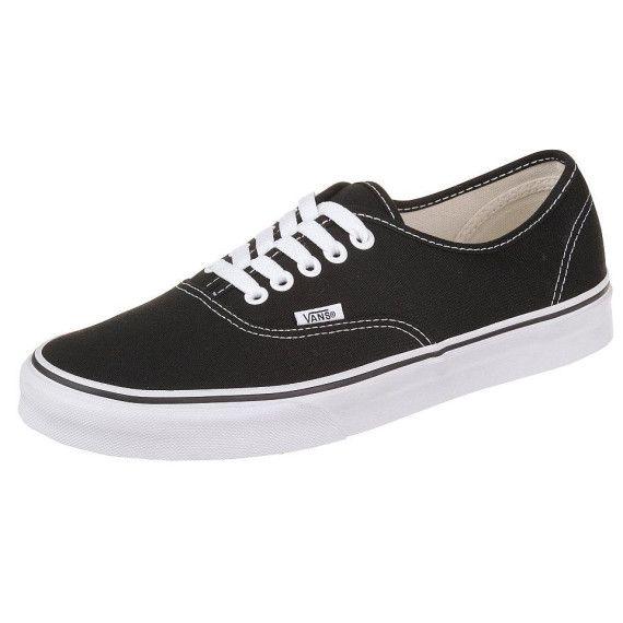 Vans: schwarz und zu allem kombinierbar. Was will man mehr! Tolle Sneaker!