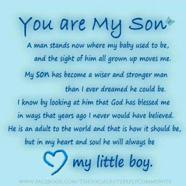 Happy 17th Birthday Thomas!  I love you.