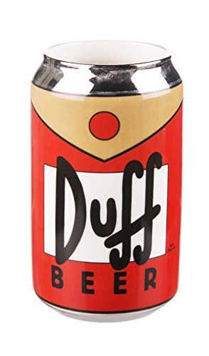 The Simpsons Duff Beer Mug @ niftywarehouse.com #NiftyWarehouse #TV #Shows #TheSimpsons #Simpsons