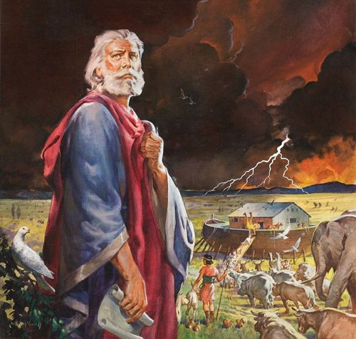 Image result for NOAH BIBLE