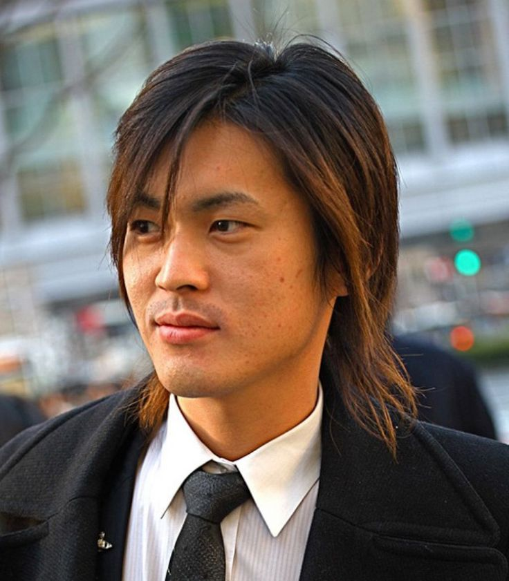 long haircuts for men with straight hair - Google Search