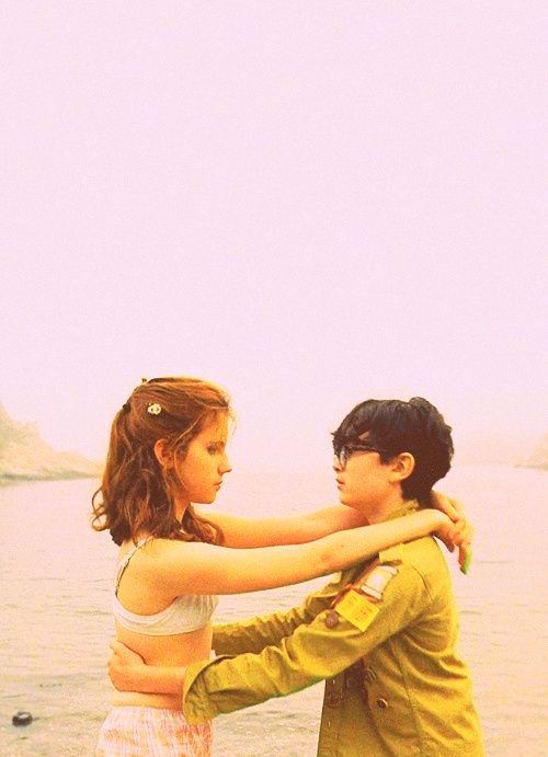wes anderson // moonrise kingdom // the most wonderfully awkward movie I've ever seen
