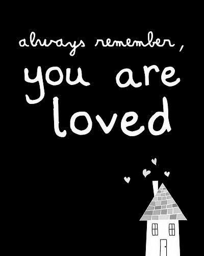 Always Remember You Are Loved: 25+ Best Ideas About You Are Loved On Pinterest