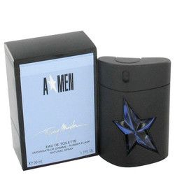 ANGEL by Thierry Mugler Gift Set -- 1.7 oz Eau De Toilette Spray + 3.5 oz Hair & Body Shampoo (Men)