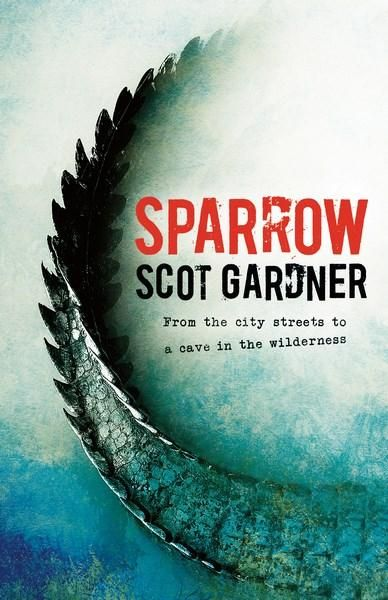 READ YA F GAR  1, 2, 3, breathe... A juvenile detention exercise off the Kimberley coast goes wrong & 16 year old Sparrow must swim to shore through croc & shark infested  waters...but, the monsters he fears most live in the dark spaces of his mind...