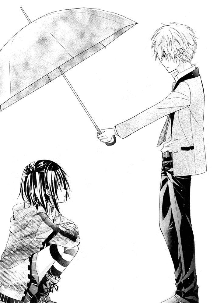 »Manga Love ♥ 46 usotsuki ouji to nisemono kanojo
