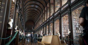 La Old Library de Trinity College - Tourism Ireland