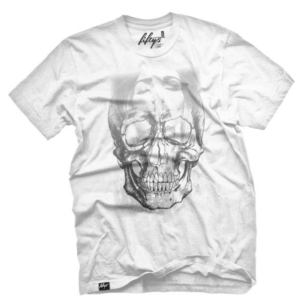 candlebox skeleton fuck you tee shirt
