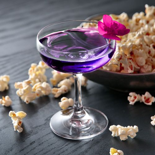 Oscar-Worthy Cocktails | Edmond Briottet Violet!