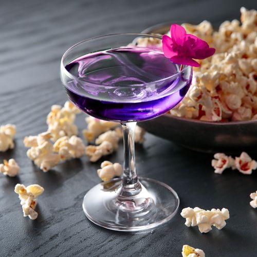 Oscar-Worthy Cocktails | Edmond Briottet Violet!