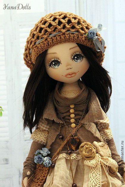 Коллекционные куклы ручной работы. Ярмарка Мастеров - ручная работа Tanita. Handmade.