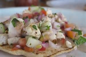 ceviche recipe - Bing Images