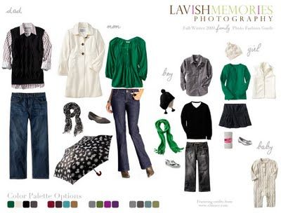 My Fav color combo so far... would love navy, gray and jeans... with accent pops of green.