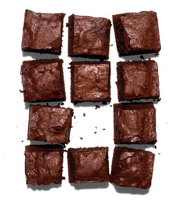 Bon Appetit's cocoa brownies. The best—and easiest—brownies you'll ever make.