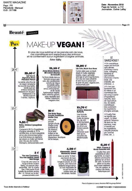 À Une Liquide MagazineRouges Mat Le Rouge Lèvres La De Santé UMVSpqzG