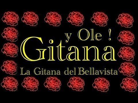 Cancion Gitana