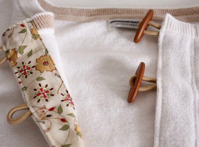 Проще простого: как сделать кардиган из пуловера