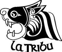 Logo del Surf Bar de Tarifa La tribu
