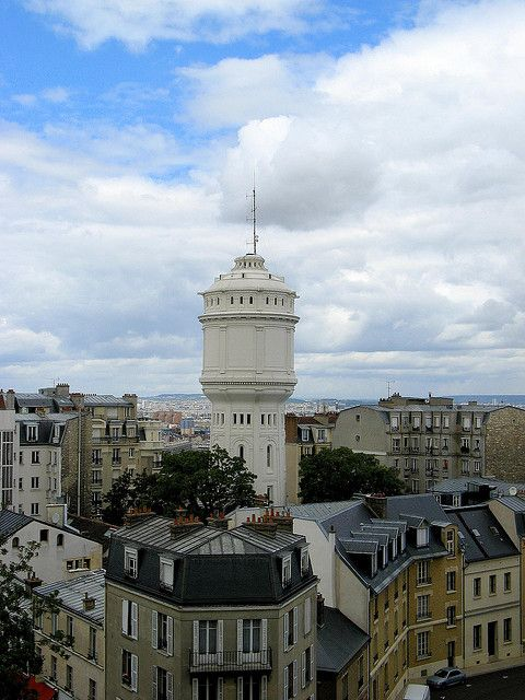 View from Sacré-Cœur - Paris