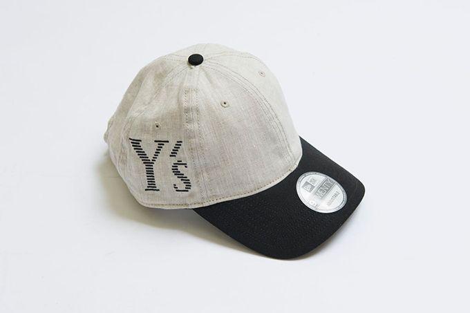 Y's(ワイズ)とニューエラ(New Era)の2016年春夏のコラボレーションコレクションが発表。今季は、ユニセックスに使用できる「Y's x New Era 9TWENTY...
