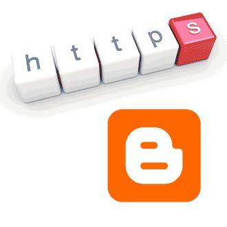 подключить HTTPS к blogspot