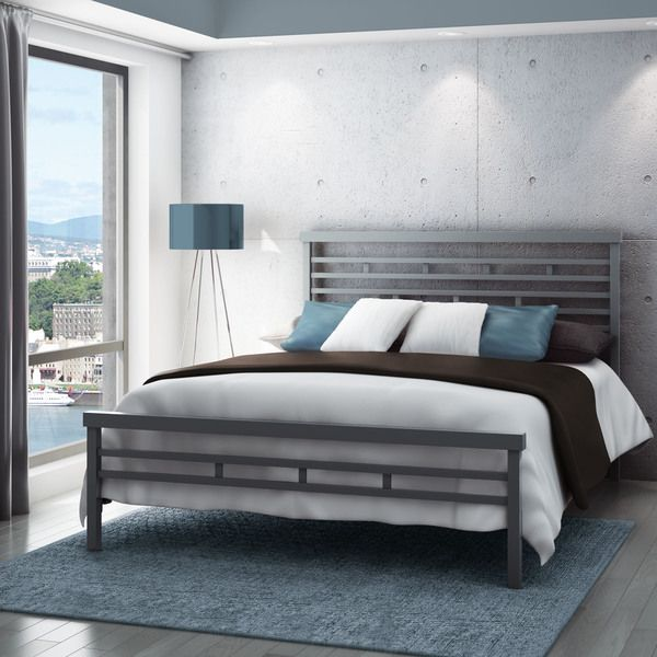Amisco Theodore Metal Bed - Revolutionize your nightlife with the ...