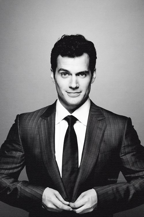 Henry Cavill for Event Magazine, June 2013 actually, it's Ivan Porenski being a cocky little sod...