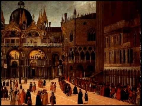 Venetian Music of the Early Baroque - YouTube