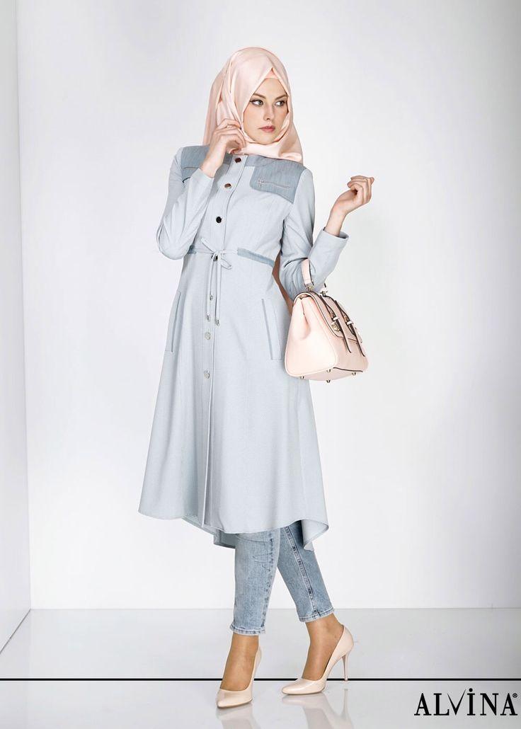 ALVİNA '15 Yaz Kreasyonu 1556 Berta Trench 230.00 ₺, Üstelik KARGO BEDAVA! #alvina #alvinamoda #alvinafashion #alvinaforever #hijab #hijabstyle #hijabfashion #tesettür #fashion #stylish #new #trench #havalı #bambaşka #alvinakadını #ilkbahar #yaz #yenisezon