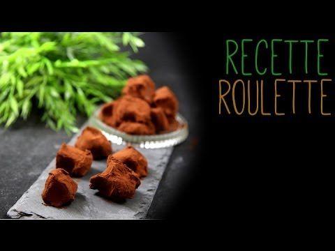 Trufas de chocolate negro sin manteca. Video