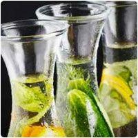 8 Detox Water Recipes to Flush Your Liver | Bembu