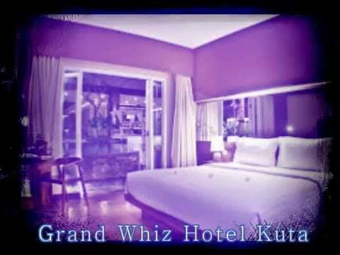 Grand Whiz Hotel Kuta, Bali, Indonesia - YouTube