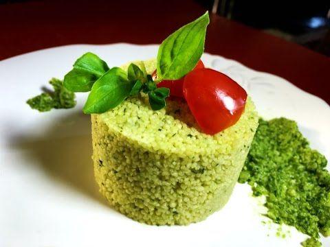 Salada de Cuscuz Marroquino - byMonaco