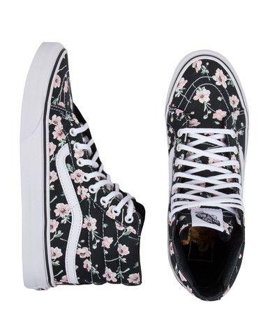 Vans Sk8-Hi Slim Vintage Floral Shoes