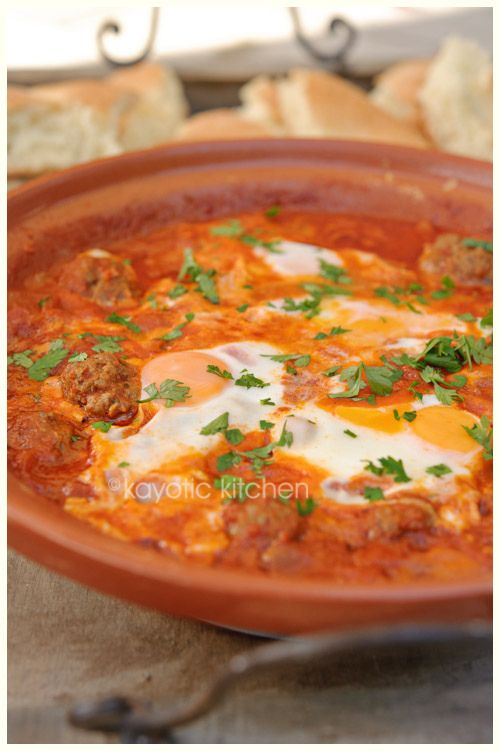 Holy Crap.  I have found a recipe for Kefta that reminds me of my favorite Moroccan restaurant.