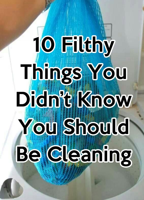 Are you cleaning the things that should be cleaned already? #Home