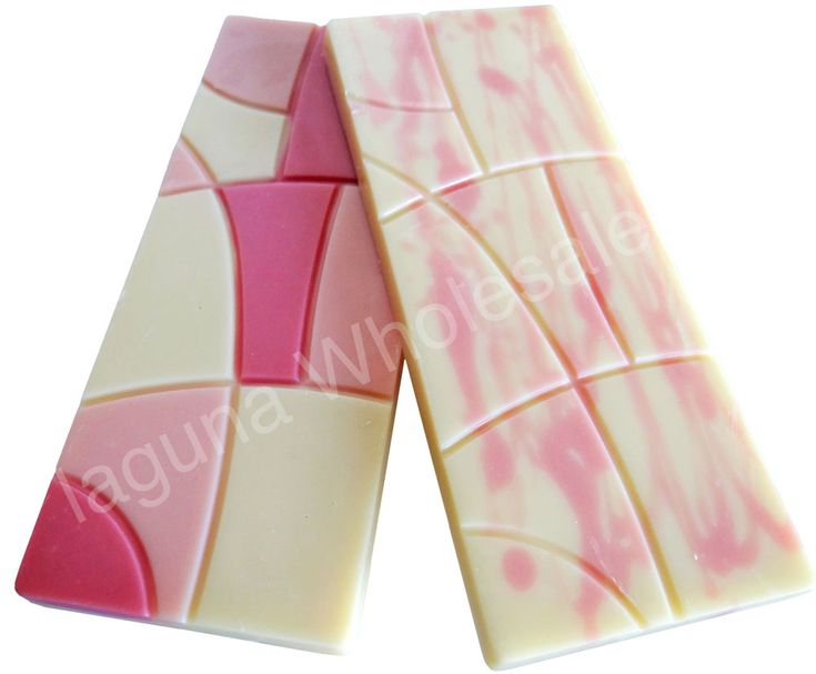 Monique Polycarbonate chocolate Bar Candy Mold Engraved Art…