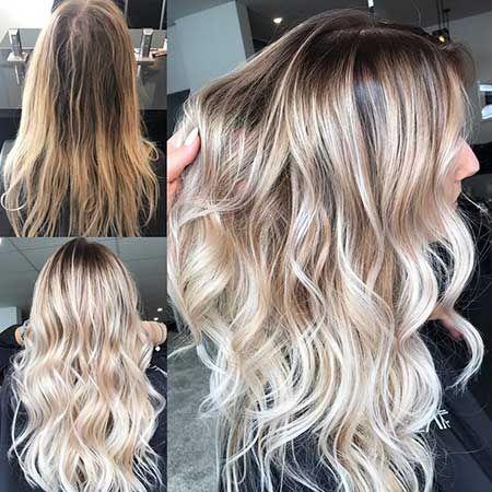 10. Scan Schatten Lange Frisur