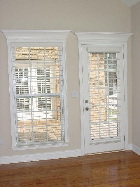 25 best ideas about window moulding on pinterest window. Black Bedroom Furniture Sets. Home Design Ideas
